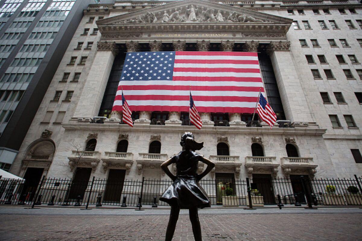 [미국 시황]主反落、ハイテク売りが再燃 – ポンド急落 – Bloomberg