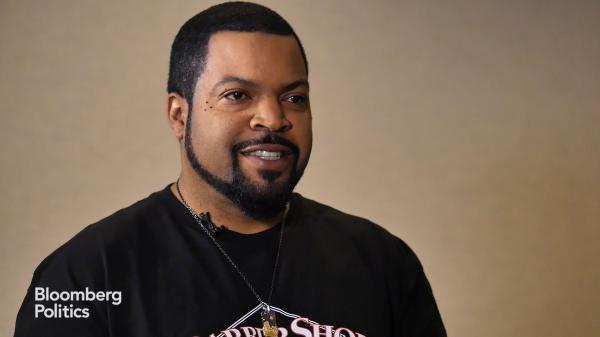 Rapper Ice Cube on 2016 the Clintons and Black Lives