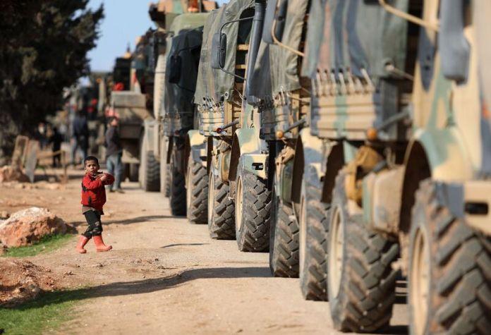 SYRIA-CONFLICT-TURKEY