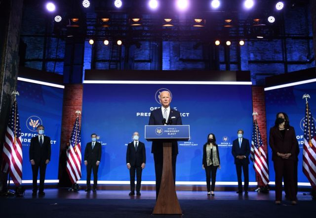 Biden Administration Filling Cabinet Positions Too Slowly - Bloomberg