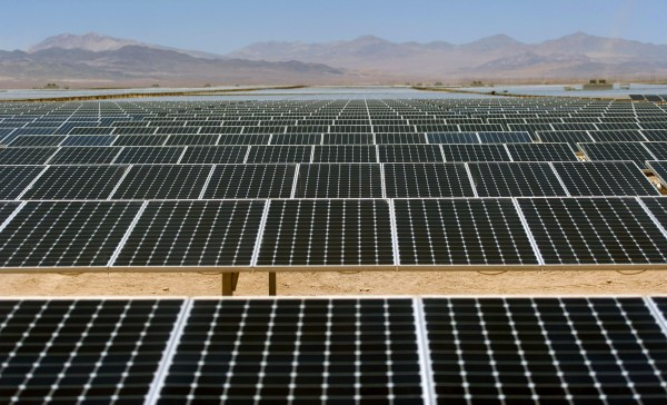 Chile Has So Much Solar Energy It's Giving It Away for ...