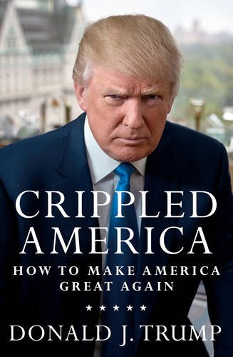 Image result for donald trump book cover