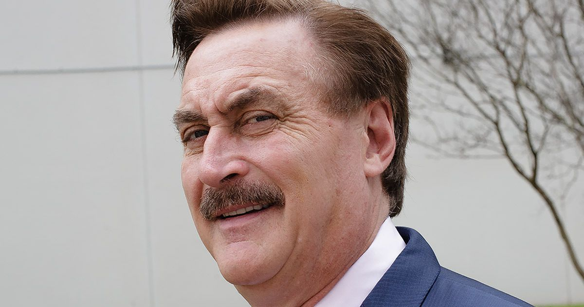 mypillow ceo mike lindell won t stop