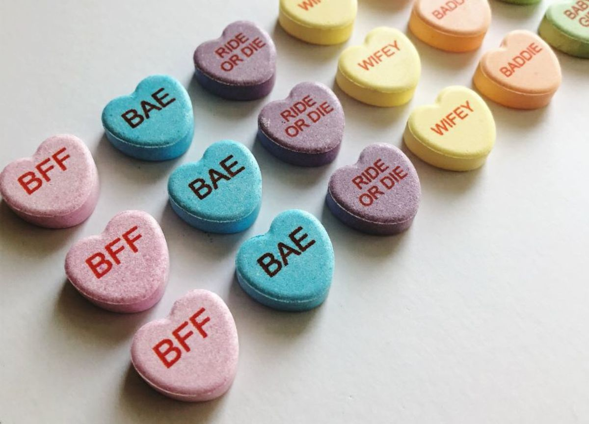 Valentine S Day Candy Hearts Live On After Necco