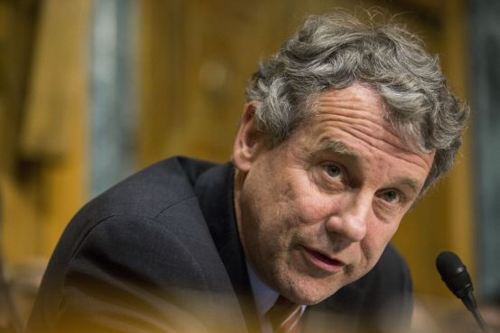 Sherrod Brown is seeking answers from banks affiliated with Archegos