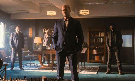 Jason Statham in Cash Truck recensie