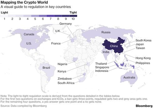 Image result for mapping the crypto world