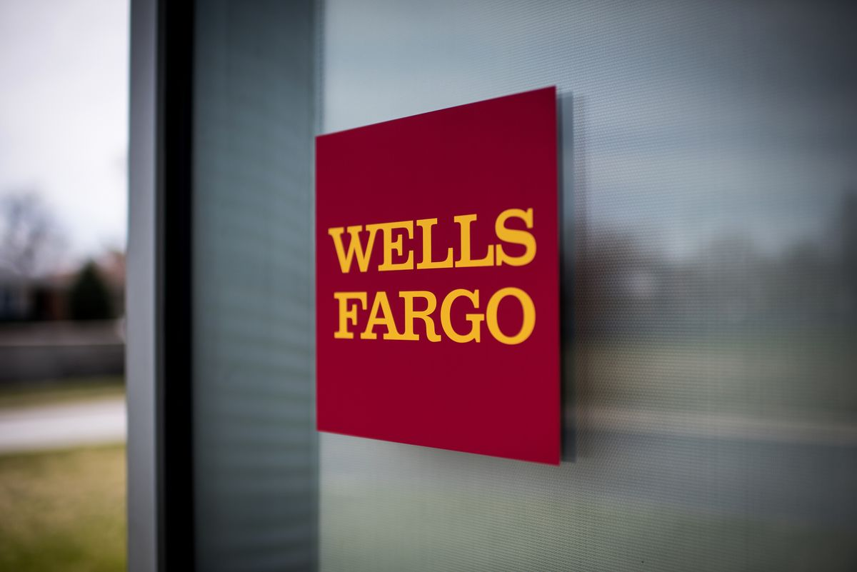 Wells Fargo Sales Push Extended To Wealth Unit Ex Workers