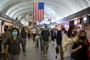 NY Penn Station Overhaul seen with Biden's Infrastructure Push