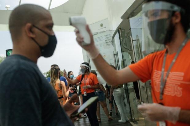 Tomorrow's museum reopens as Brazil surpasses 4 million coronovirus cases