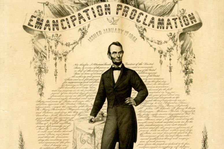 Why the Emancipation Proclamation Is Worth Only 2% of 'The Scream' -  Bloomberg