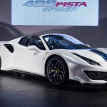 Ferrari 488 Pista Spider Specs Details Performance Bloomberg