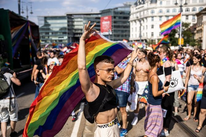 Hungary LGBTQ Protests: Inside Orban's Standoff With the EU - Bloomberg