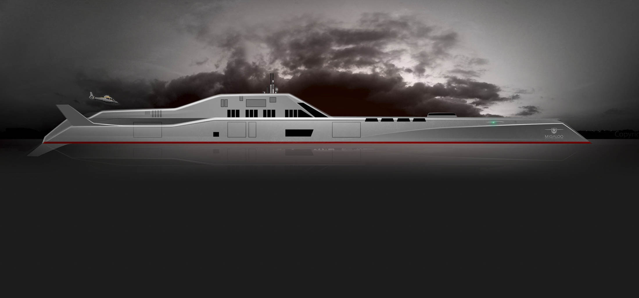 The Race To Build The Most Luxurious Yacht Style Submarine