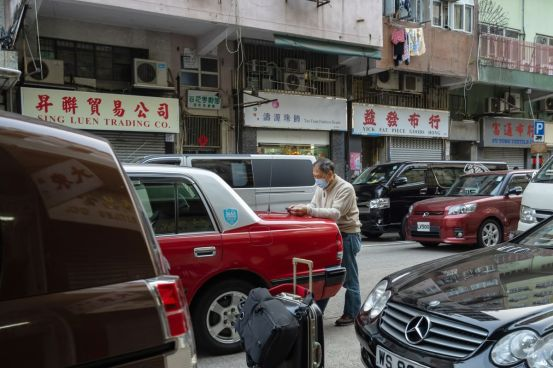 Hong Kong will allow residents to choose between Covid-19 vaccines