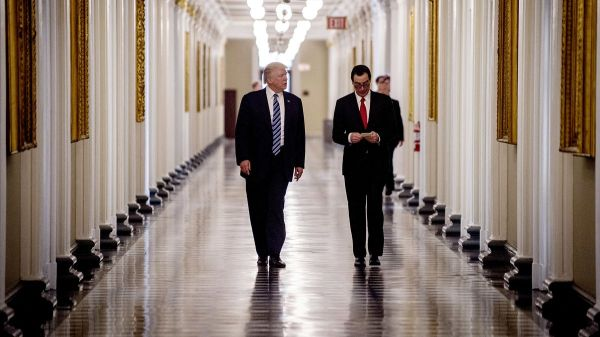 GOP Rejects Effort to Make Treasury Turn Over Trump-Russia ...