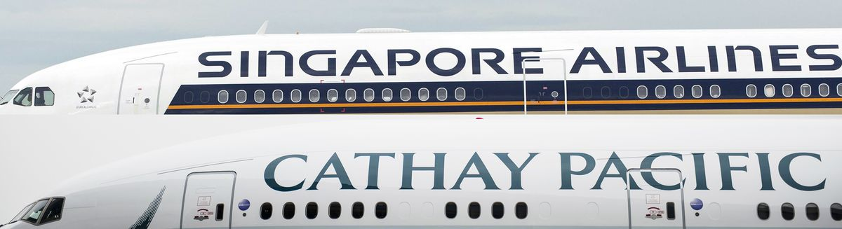 The Decline and Fall of Asia's Airline Empires