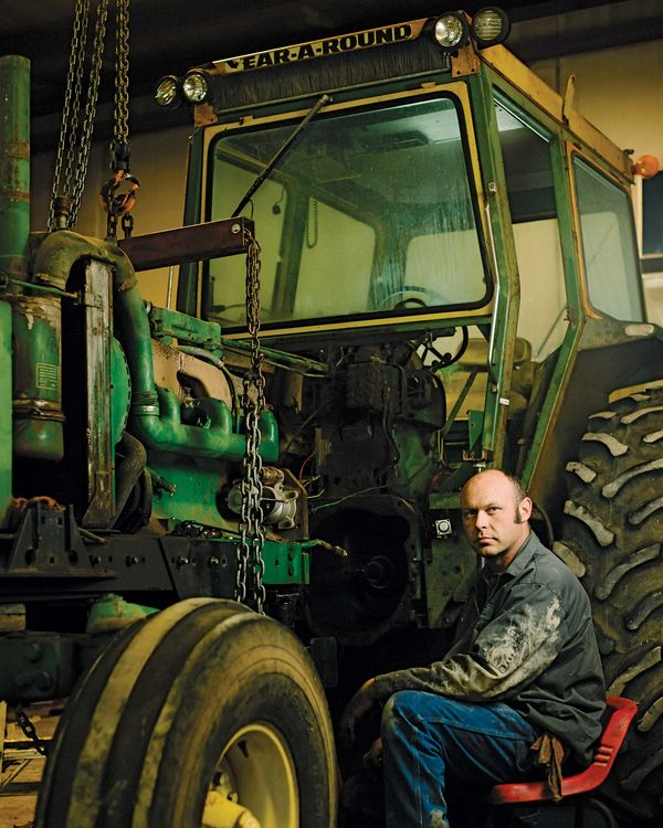 relates to Farmers Fight John Deere Over Who Gets to Fix an $800,000 Tractor