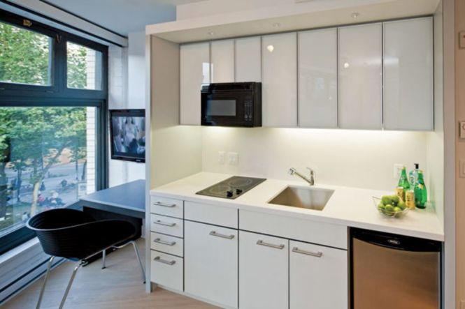 Micro Apartments In The City A Trend Builds