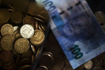 South African Rand Rebound Snaps Streak of Weekly Losses