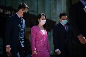 Huawei CFO seeks delay in extradition hearing as Canada objects