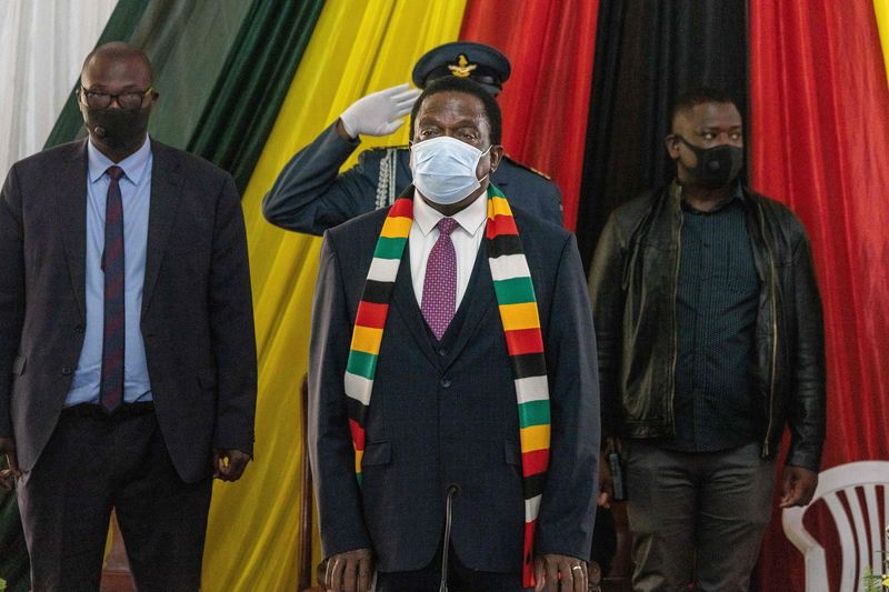 ZIMBABWE-POLITICS-HISTORY-UNREST