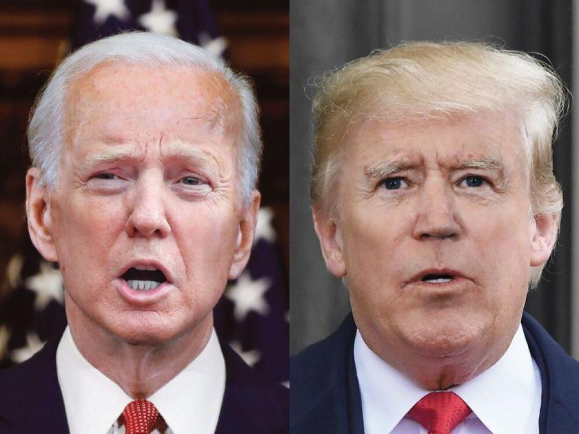 Donald Trump Plays Challenger in Role Swap With Joe Biden - Bloomberg