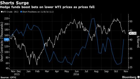 Oil Prices Rise as Hopes Grow for an OPEC Output Cut