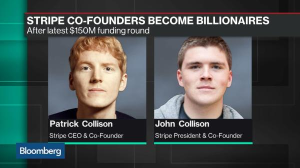 Stripe Founders Become Ireland's Youngest Billionaires ...