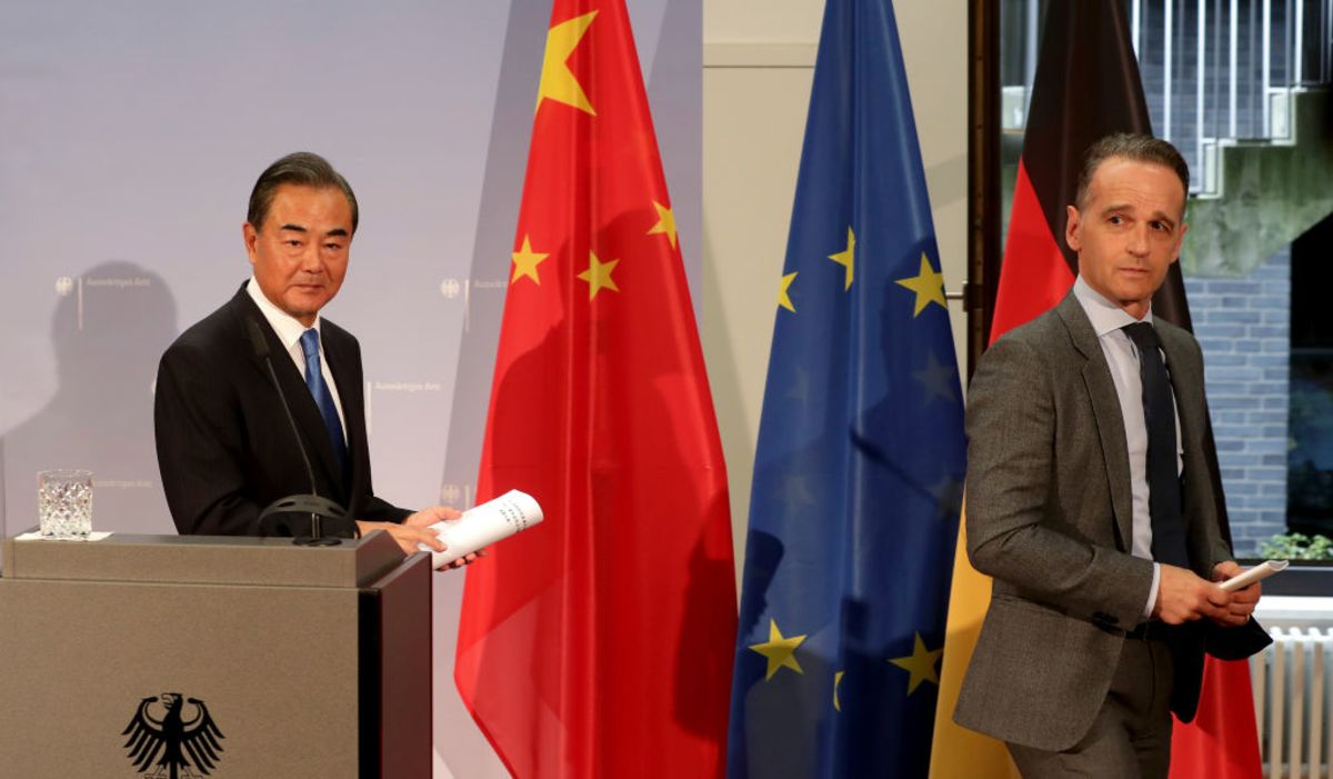 Europe Just Declared Independence From China