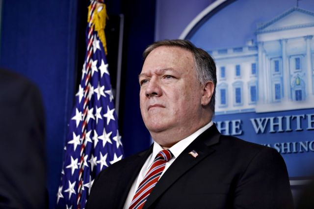 Pompeo Says China Responsible for Outbreak, Must Detail Origin ...