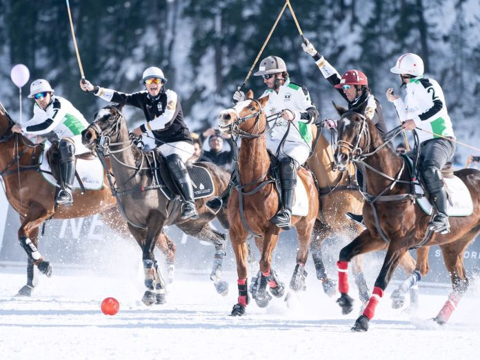 Snow Polo - St. Morritz