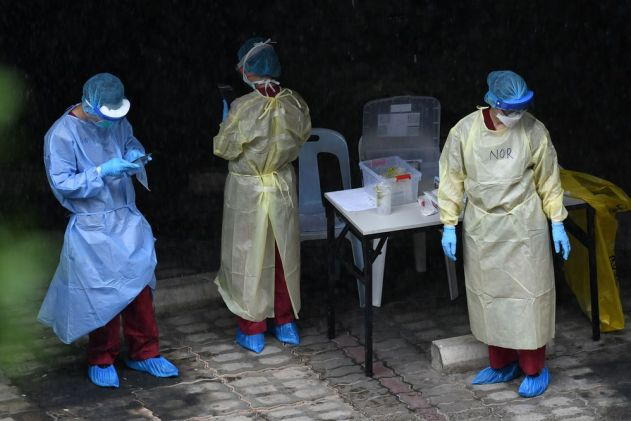 Coronavirus in Singapore: City-State Scales Up Medical Facilities ...