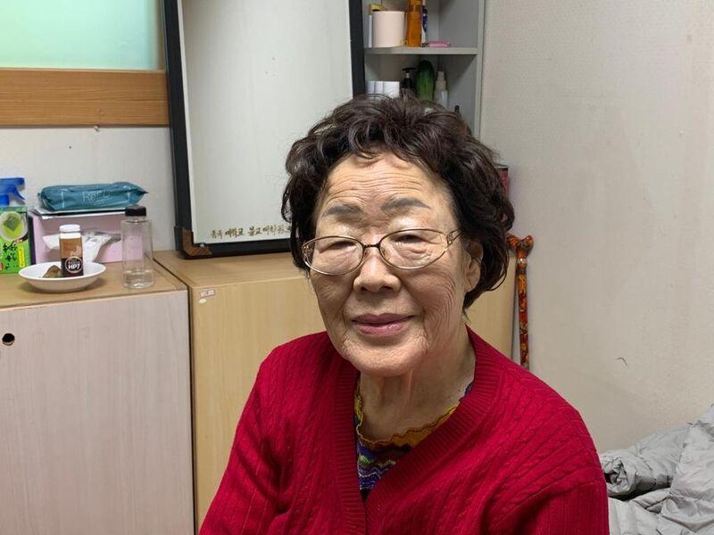 Lee Yong Soo was taken from her Korean home in her early teens. Bloomberg