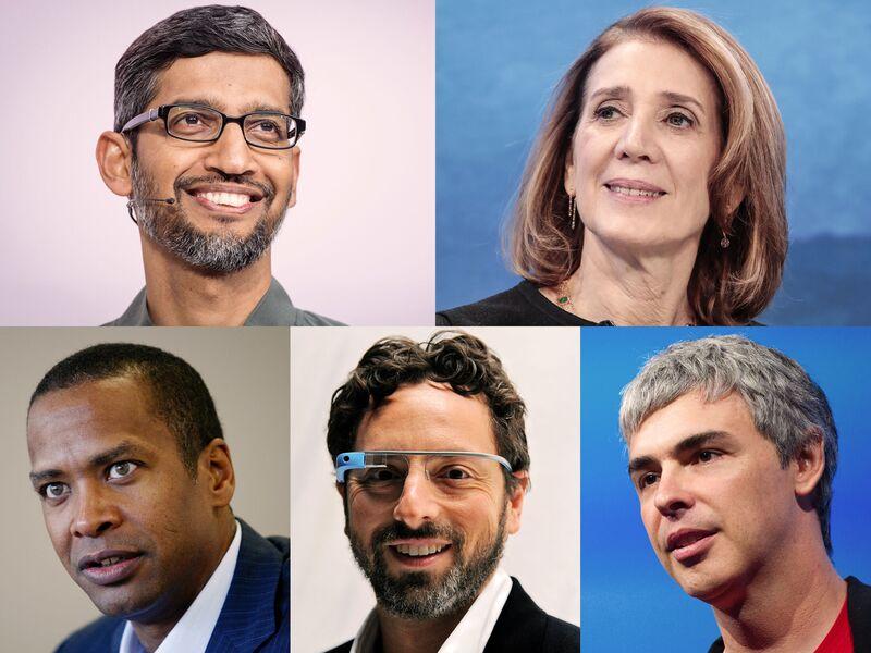 Tech Diversity Alphabet