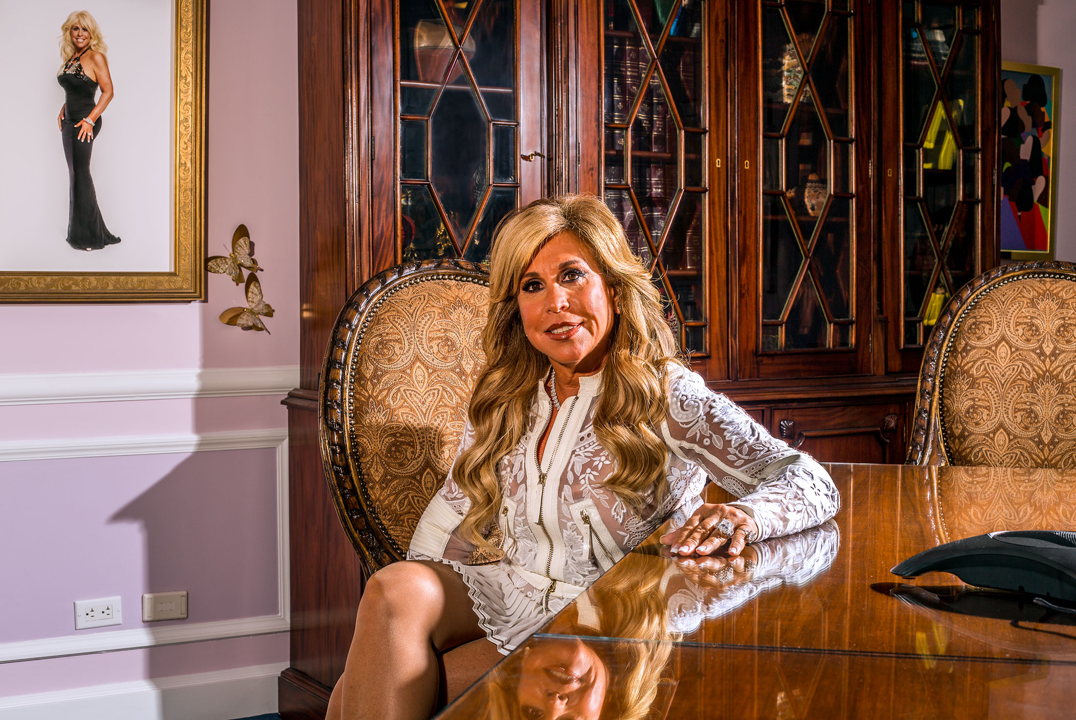 How Lynn Tilton Went From Company Savior To SEC Target