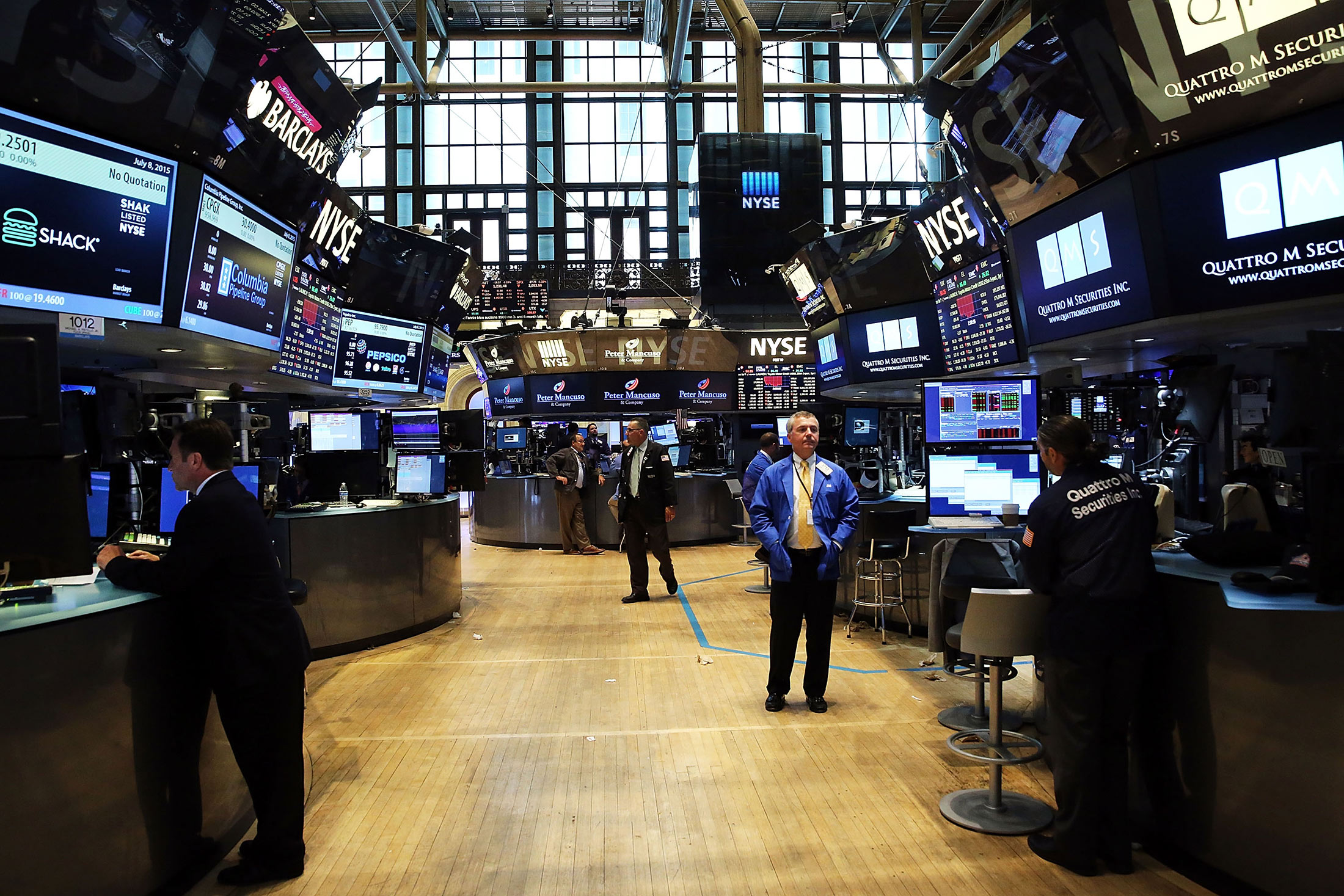 Nyse Told Major Outage In 2015 May Have Broken Securities