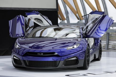EVスーパーカー「GLM G4」