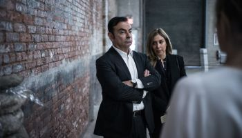 Carlos Ghosn Faces New Charges as Wife Fears for His Health