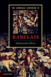 Image result for The Cambridge Companion to Rabelais,