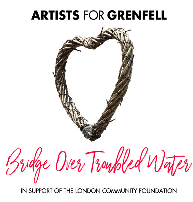 Image result for artists for grenfell