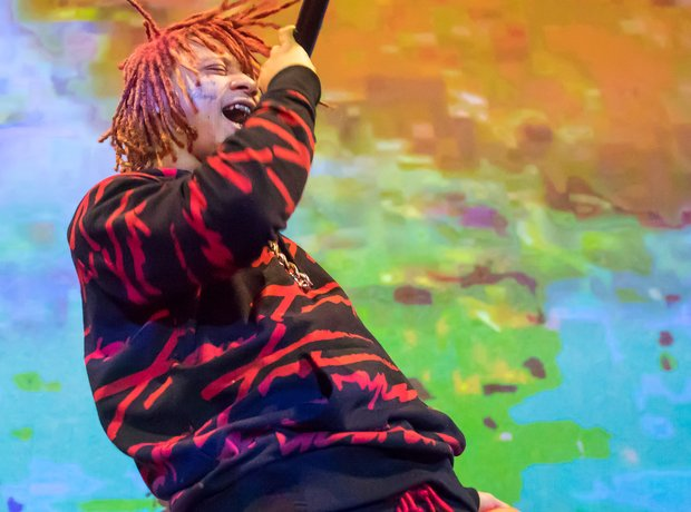 10 Facts You Need To Know About Love Scars Rapper Trippie Redd Capital XTRA