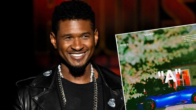 Usher Releases Surprise New Album 'A' Produced By Zaytoven