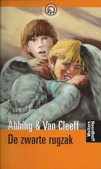 Book Review | De Zwarte Rugzak by Abbing & Van Cleef | 3 stars