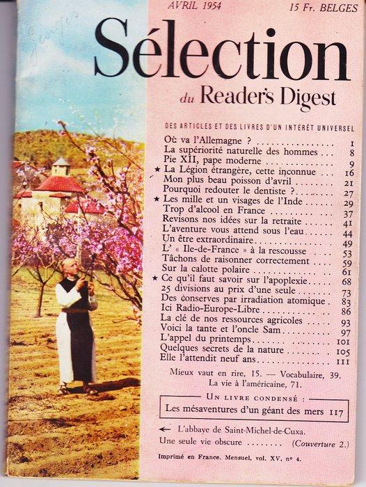 Sélection du Reader's Digest 4 - Sélection du Reader's ...