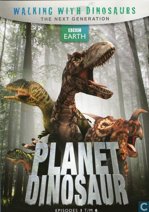 Planet Dinosaur DVD Catawiki