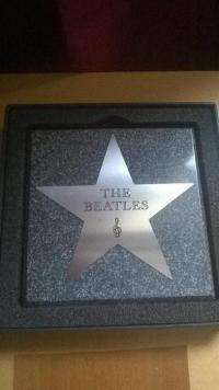 Ringo Starr London Walk of Fame Star Plaque