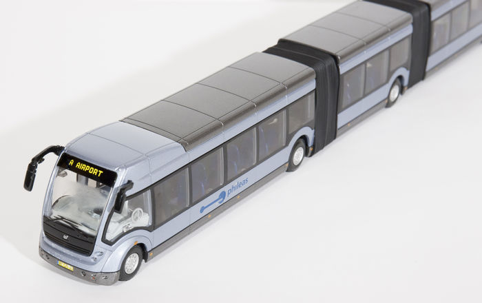 Lion Toys Chelle 150 Phileas Bus Articul A Airport