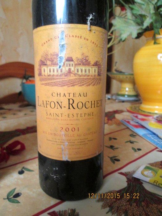2005 Charme Chambertin Camus Pere Et Fils 2001 Lafon