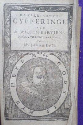 Willem Bartjens, Cijfferringhe